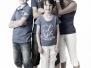 Astrid en gezin
